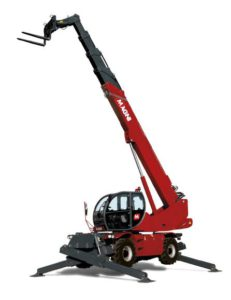 Magni RTH 5.30 mobile crane for hire in cape town