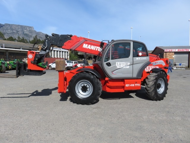 Manitou MT 1840 SL mobile crane for hire in Cape Town