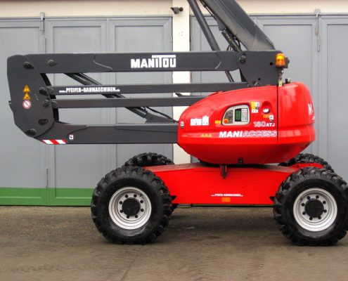 Manitou cherrypicker for sale and hire, Cape Town