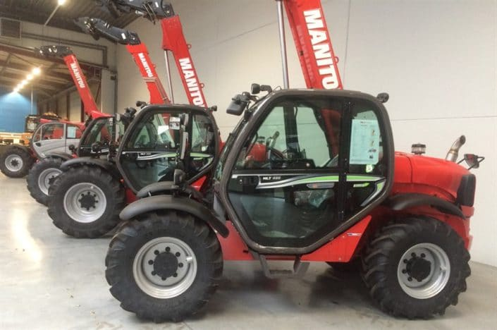 Manitou telehandlers for sale in Cape Town
