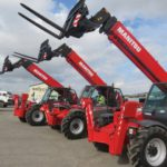 Manitou mobile crane for sale Cape Town