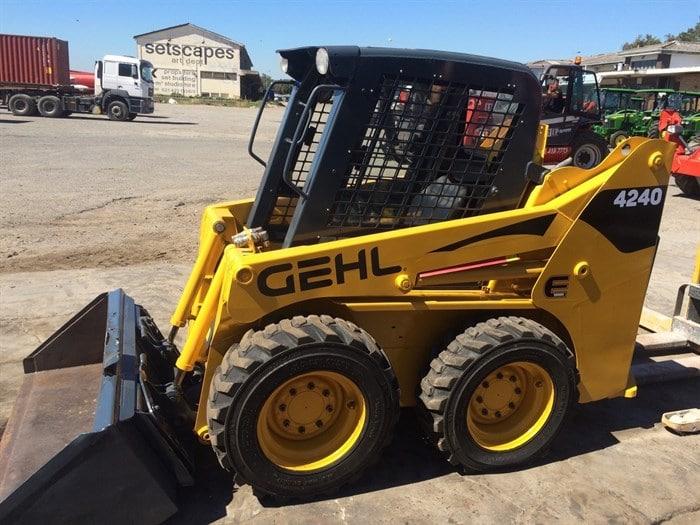 Gehl skidsteer loader for sale Cape Town | Liftup Teleporter