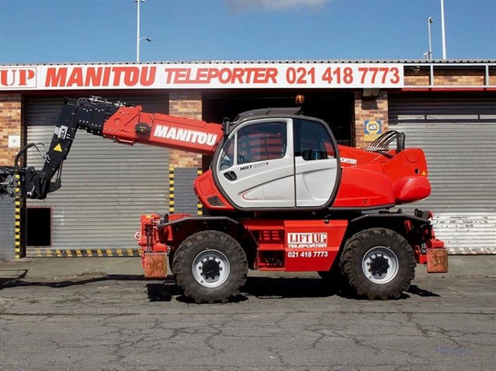Manitou MRT 2150 for sale