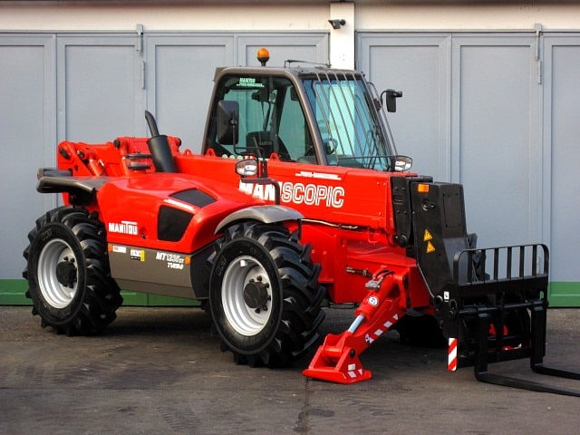 Manitou MT 1235 for sale