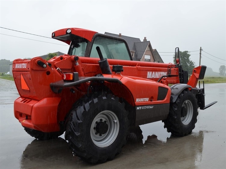 Manitou MT X 1740 SLT Demo for sale