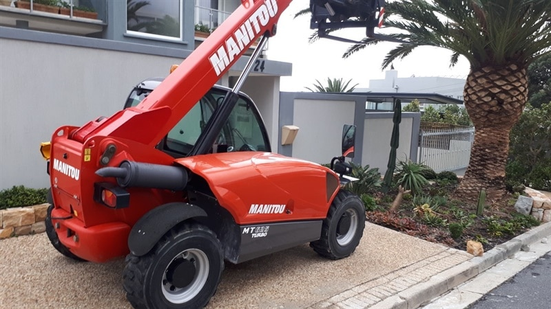 Used manitou mt 625 turbo for sale cape town